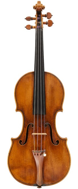 A. Stradivari, Cremona, 1698, the 'Joachim, Kortschak, Field'