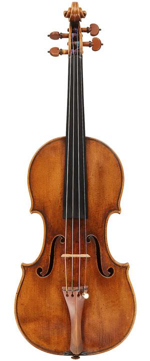 A. Stradivari, Cremona, 1698, the 'Joachim, Kortschak, Field'