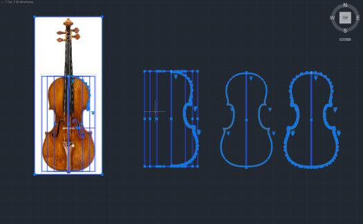 ヴァイオリン/ストラディヴァリ/1698/ヨアヒム