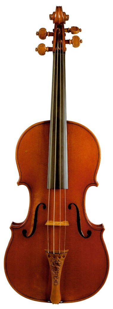 Antonio Stradivari, Cremona, 1716, the 'Messiah, Messie, Salabue'