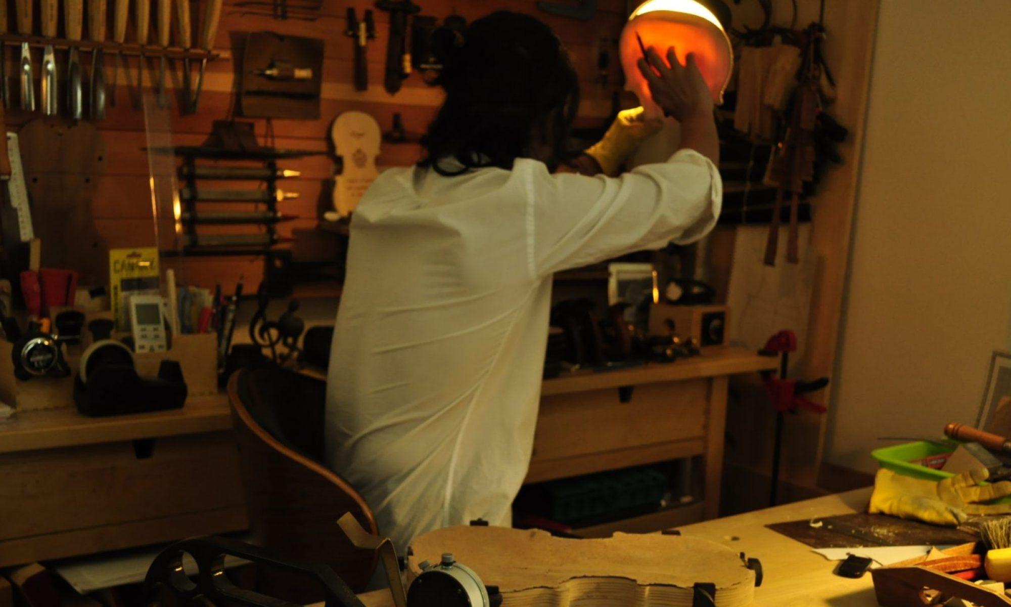 ヴァイオリン工房 / Il Violino